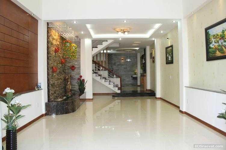 Bán nhà KDC Tân Quy Đông 6x18m không ngập, giá 6tỷ9 TL, nhà đẹp, vào ở ngay