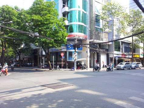 Góc 2 mặt tiền khu Cư Xá Ngân Hàng-Lâm Văn Bền Q. 7, 7x20 m, DTSD: 394 m2, 3 lầu